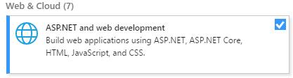 Visual Studio ASP.NET & Web